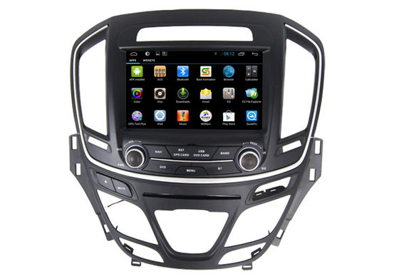 चीन AST - 8073 Buick Android GPS Navigation With Car Dvd For Regal 2015 आपूर्तिकर्ता
