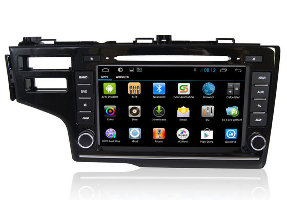 चीन Car Video Player Honda Navigation System Fit Overseas Digital TFT LCD Panel आपूर्तिकर्ता
