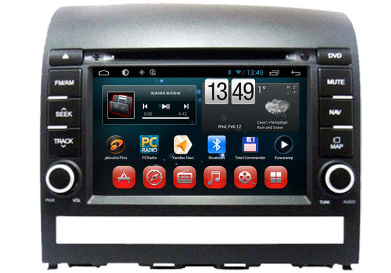 चीन In Dash Stereo Radio Player Plio Fiat Navigation System Quad Core DVD GPS Wifi आपूर्तिकर्ता