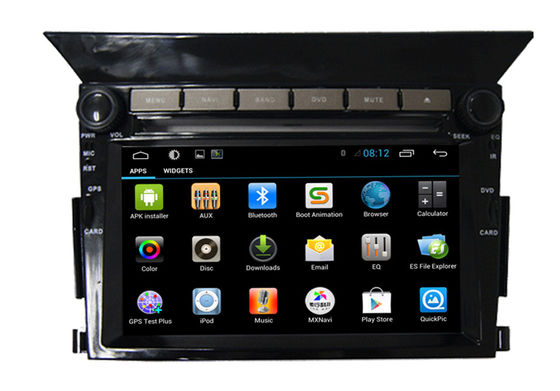 चीन Android / Wince HONDA Navigation System with Corte X A7 Quad core 1.6GHz CPU आपूर्तिकर्ता