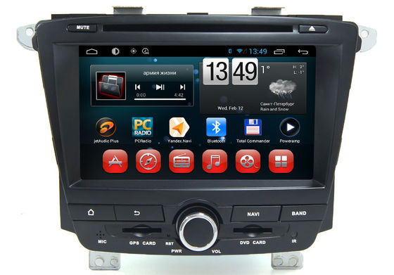 चीन Roewe 350 7.0 inch 2 Din Central Multimidia GPS With Android 4.4 Operation System आपूर्तिकर्ता