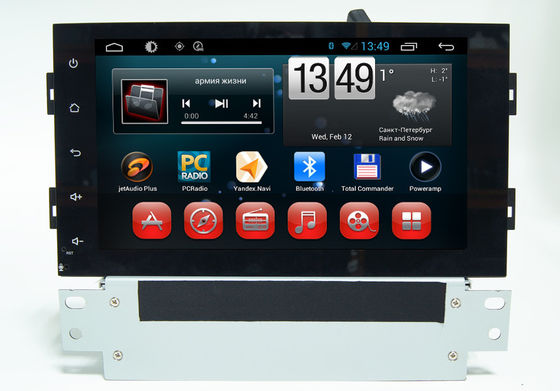 चीन 8.0 inch Touch Screen RDS Radio Android Car GPS Navigation for Peugeot 308 S आपूर्तिकर्ता