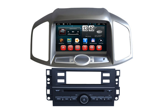 Chevrolet GPS Navigation for Captiva Android Car DVD Central Multimedia System