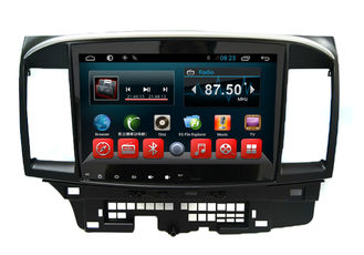 चीन Auto Radio GPS Navigator For  Mitsubishi Lancer EX Android Quad Core System आपूर्तिकर्ता