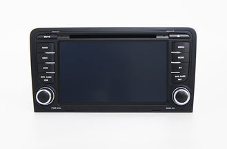 चीन 2 Din RDS Radio Audi Central Multimidia GPS Dvd Cd for Audi A3 S3 RS3 2002-2013 आपूर्तिकर्ता