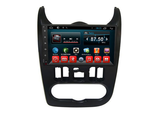 चीन Double Din  Car DVD Gps Navigation System Duster Sandero Logan आपूर्तिकर्ता