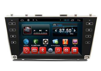 Radio Head Unit Bluetooth Navigation Car Stereo Camry / Aurion 2007-2011