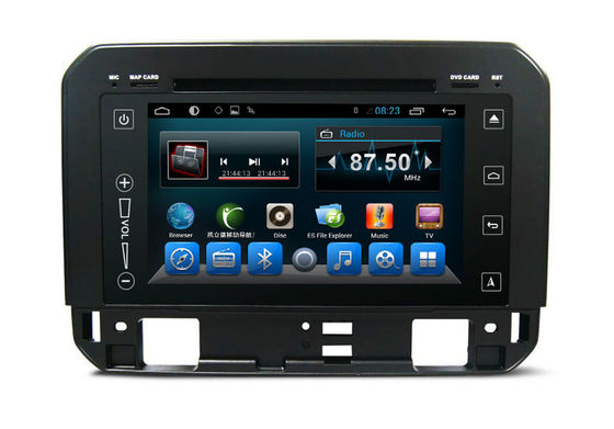 चीन Car - Hifi Entertainment System Suzuki android navigation system Glonass GPS Suzuki Ignis 2017 आपूर्तिकर्ता