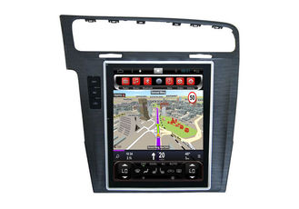 चीन 3G Multimedia car radio Volkswagen Gps Navigation System VW GOLF 7 2013- 10.4 Inch Screen आपूर्तिकर्ता