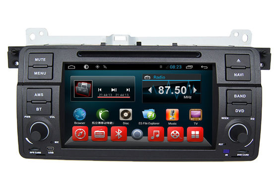 चीन In Dash Car Gps Navigation System , BMW DVD Players E46 M3 Z3 Z4 Rover 75 MG ZT 1998 - 2005 आपूर्तिकर्ता