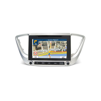 चीन Hyundai Verna 2017 Car Stereo Hyundai Dvd Player In Dash Entertainment System आपूर्तिकर्ता