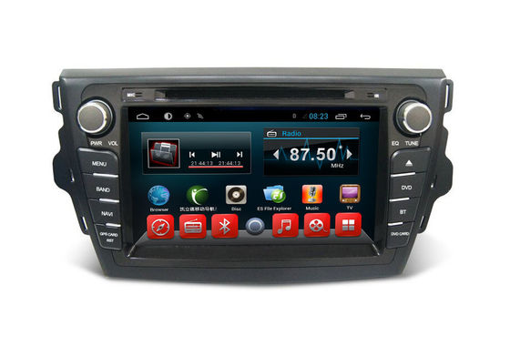 चीन 2 Din Car DVD Player Android Car GPS Navigation System Stereo Unit Great Wall C30 आपूर्तिकर्ता