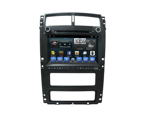 चीन Peugeot 405 Car Dashboard GPS Navigation System With Android Quad Core 6.0.1 System आपूर्तिकर्ता