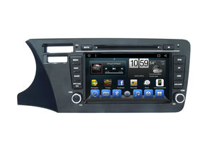 चीन Honda City Car Dvd Gps Multimedia Navigation System Support Mirrorlink IGO GOOGLE आपूर्तिकर्ता