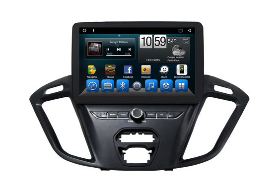 चीन Central Multimedia Original FORD DVD Navigation System for Ford Transit आपूर्तिकर्ता