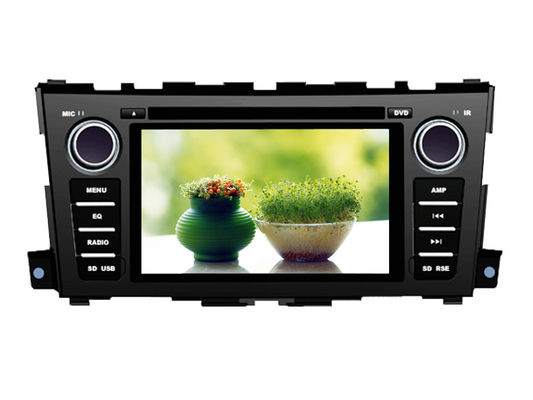 चीन Double Din Car DVD Player with gps wifi 3g bluetooth Nissan Teana Altima 2014 आपूर्तिकर्ता