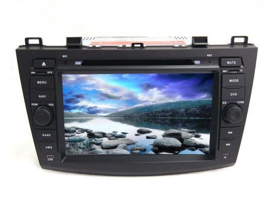 चीन Car android 4.4 radio central multimedia dvd player gps audio stereo for mazda 3 आपूर्तिकर्ता