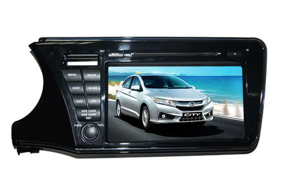 चीन In car audio car radio entertainment system with gps bluetooth for honda city आपूर्तिकर्ता