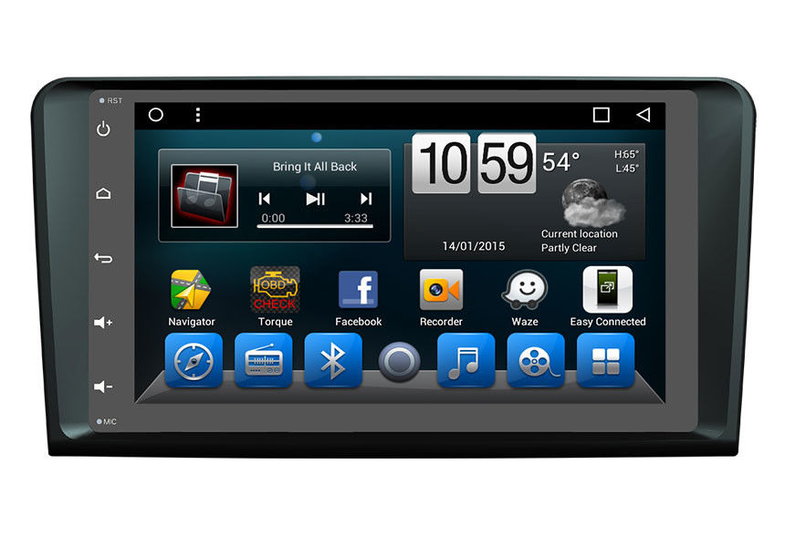 Mercedes Benz Ml Gl Android Car Navigation Dvd Players With Tft