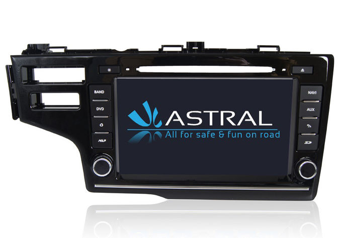 Car Video Player Honda Navigation System Fit Overseas Digital TFT LCD Panel