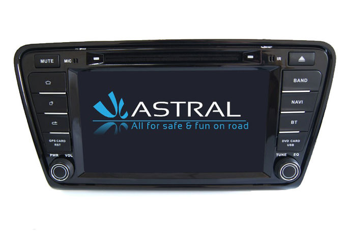 Android Car Dvd MP3 MP4 Player VW GPS Navigation System Skoda Octavia A7 Car